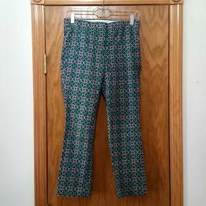J Crew Crop pants Size 0